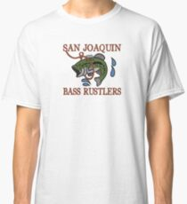 Bass Rustlers Classic T-Shirt