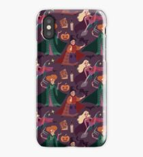 The Witch is Back! iPhone Case/Skin