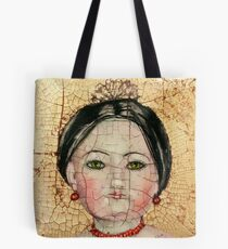 """""""Nothing to Fix #4"""" (Spanish Dancing doll) Tote Bag"""