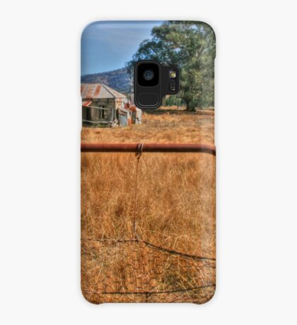 Treasure in a field of gold Case/Skin for Samsung Galaxy