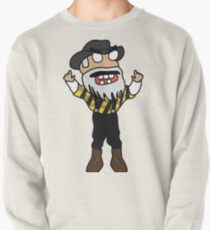 angry zombie yosef Pullover