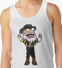 angry zombie yosef Tank Top