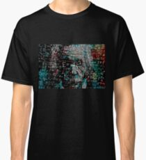 Abstract Einstein Classic T-Shirt