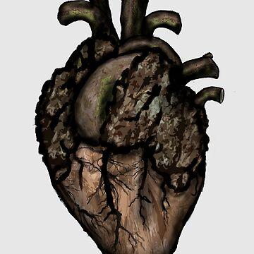 Wooden Heart by fairytale