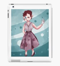 1950s iPad Case/Skin