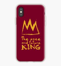 Once And Future King iPhone-Hülle & Cover