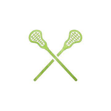 Lacrosse-Stock-Grün von hcohen2000