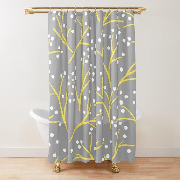 Blossom 2021 Shower Curtain
