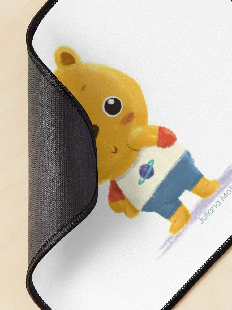 Alternate view of Tommy Bear Mouse Pad