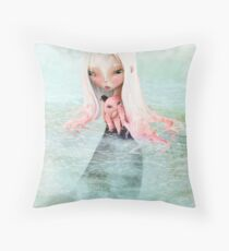 A Friend for the Journey Throw Pillow