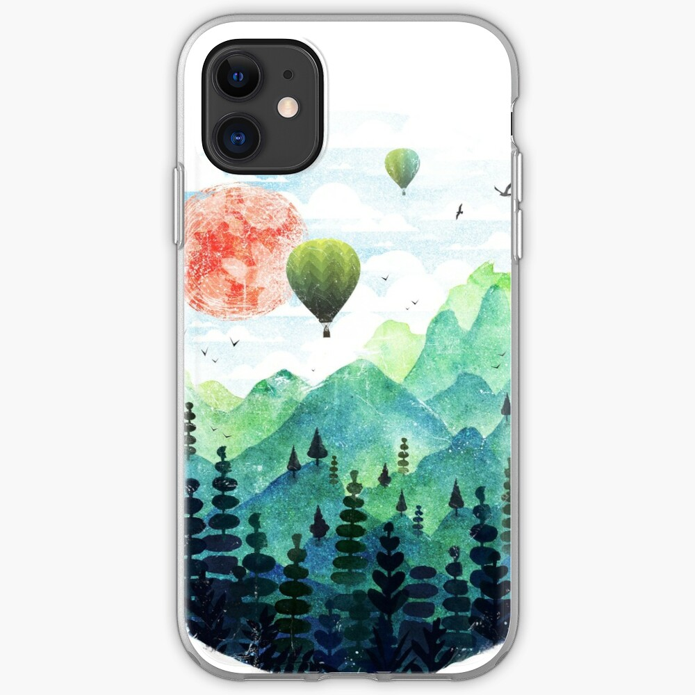 Roundscape iPhone Case & Cover