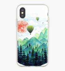 Roundscape iPhone Case