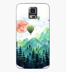 Roundscape Case/Skin for Samsung Galaxy