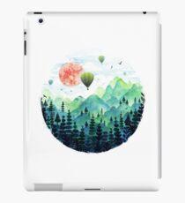 Roundscape iPad Case/Skin