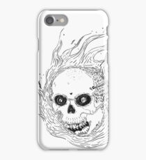 Spicy Skull iPhone Case/Skin