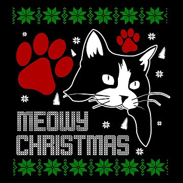 Christmas - Meowy Christmas by dianewhitten