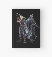 Cloud and Sephiroth Hardcover Journal