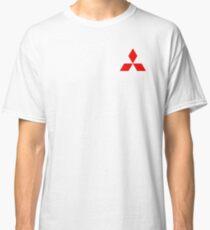 Mitsubishi Logo Classic T-Shirt