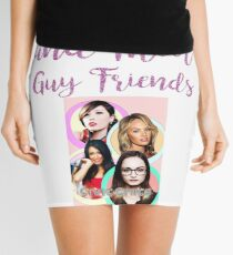 Civic Chics and Their Guy Friends Mini Skirt