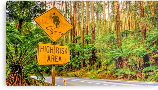 High Risk Area by sjphotocomau