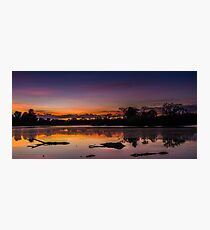 Drysdale Lake Photographic Print