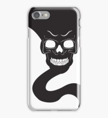 Black Skull Design Phone Case iPhone Case/Skin