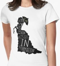 Okay ladies now let's get in formation T-Shirt