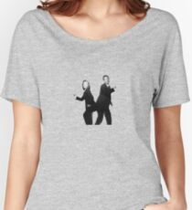 X Files // They boogie Women's Relaxed Fit T-Shirt