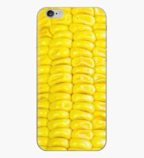 Grains of ripe corn iPhone Case