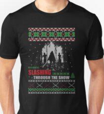 Christmas - Michonne Ugly Christmas Unisex T-Shirt