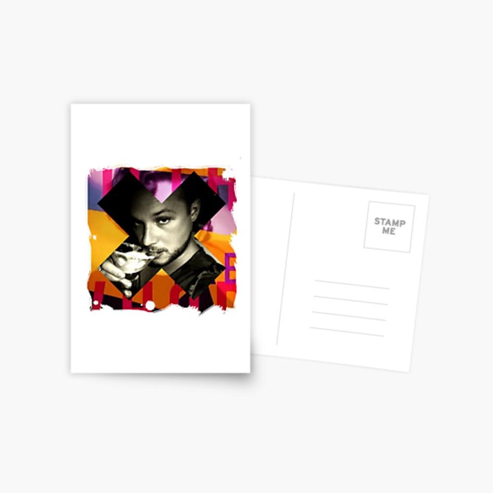 PinkX Postcard