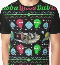 A Wubba Lubba X-mas Graphic T-Shirt