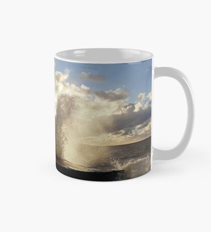 Stormy start to October Mug
