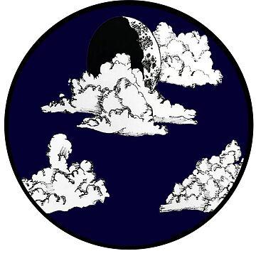 Moon by Stellarfrost