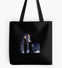 X Files // Scully & Mulder Tote Bag