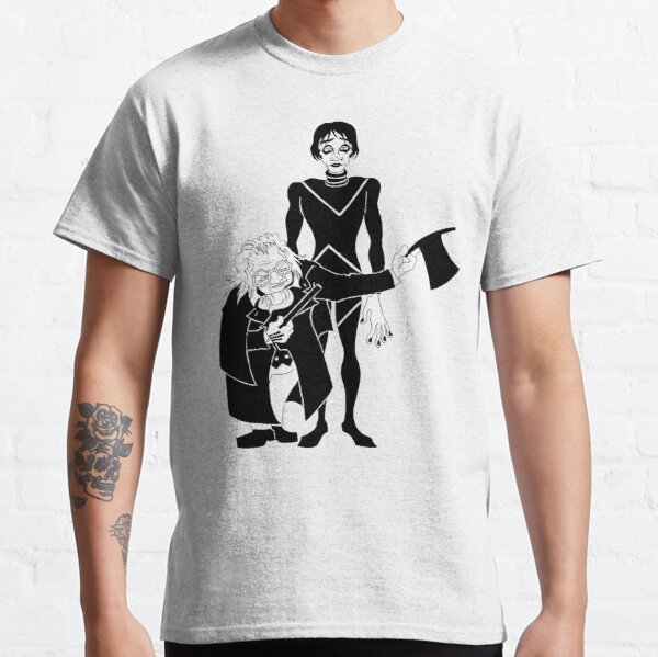 The Cabinet of Dr Caligari Classic T-Shirt