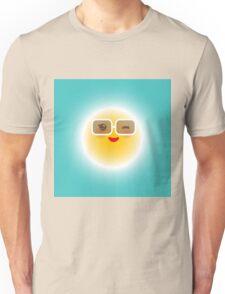 Happy Sun Unisex T-Shirt
