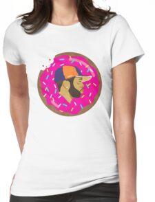 J dilla dj Womens Fitted T-Shirt