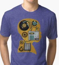 J dilla dj Tri-blend T-Shirt