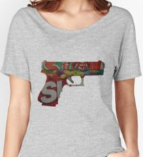 Armed and Dangerous Women's Relaxed Fit T-Shirt