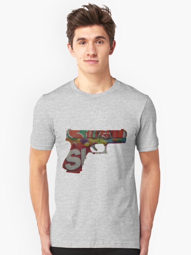 Armed and Dangerous Unisex T-Shirt Front