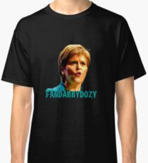 Nicola Sturgeon -Fandabbydozy Classic T-Shirt