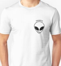 RUDIMENTAL alien Unisex T-Shirt