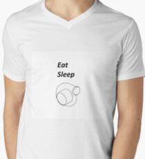 Eat Sleep Boost Mens V-Neck T-Shirt