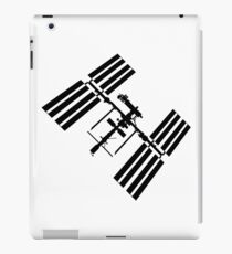 ISS (International Space Station) Silhouette iPad Case/Skin