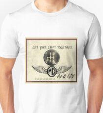 MG Shift & Go Unisex T-Shirt