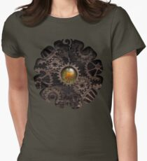 Quanta 7 with Sunset Women's Fitted T-Shirt