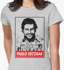 Pablo Escobar (Narcos) Women's Fitted T-Shirt