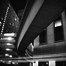 Times Square Detroit by Jon  DeBoer