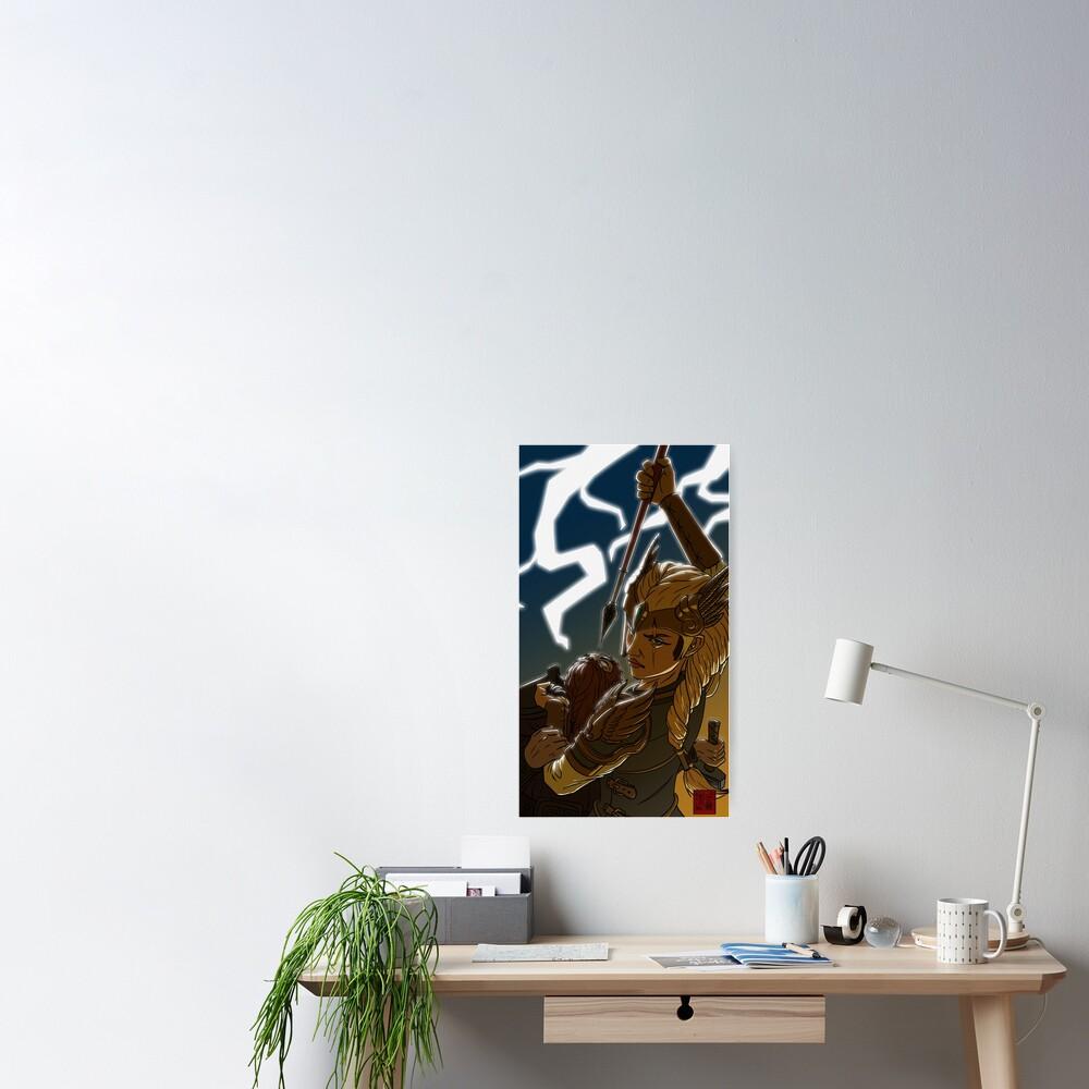 No Valhalla Poster